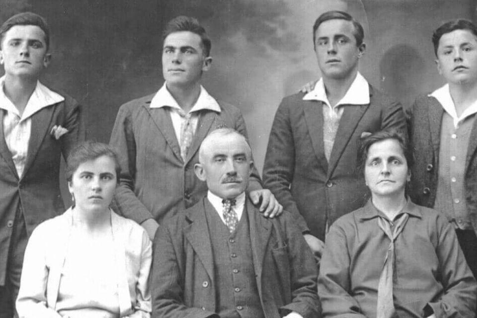 Histoire famille CECCON Annecy