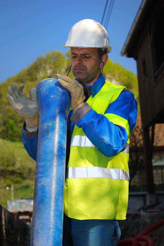 Gestion eau potable et eaux usées par CECCON BTP