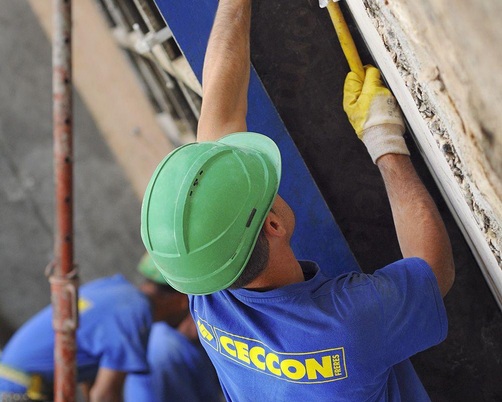 Solutions pour les entreprises du BTP - CECCON BTP
