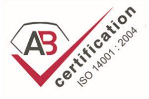CECCON BTP certifiée ISO 14001