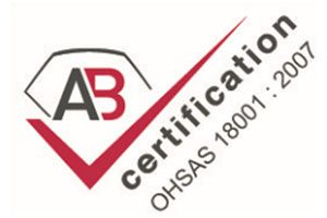 CECCON BTP certifiée ISO 18001