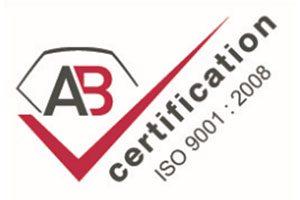 CECCON BTP certifiée ISO 9001
