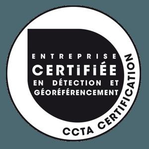 Certification Géoréférencement