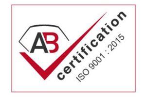 Ceccon BTP - Certification ISO 9001