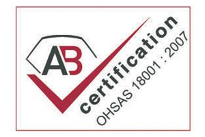 Ceccon BTP - OHSAS 18001
